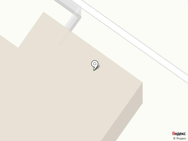 Модус-Липецк на карте Липецка