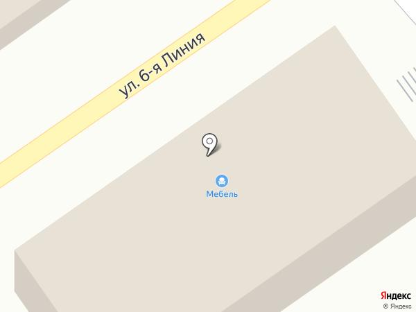 Супермаркет окон на карте Чалтыря