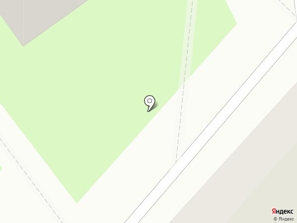 Мясная лавка на карте Липецка