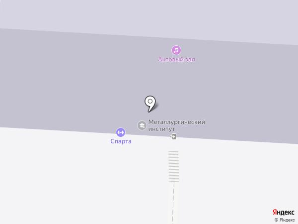 AliStar BAND на карте Липецка