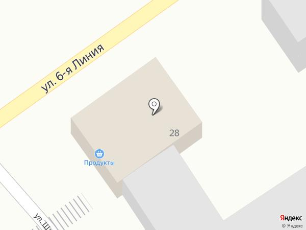 Чалтырский пищекомбинат на карте Чалтыря