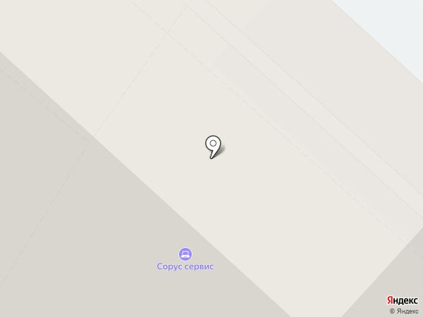 Sorus-service на карте Липецка