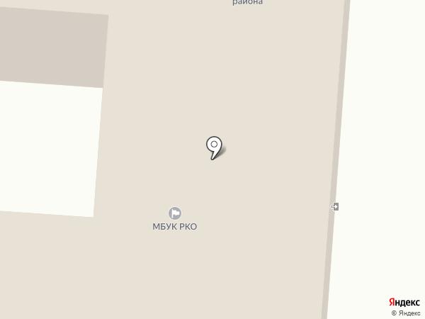Отдел по Рыбновскому району на карте Рыбного