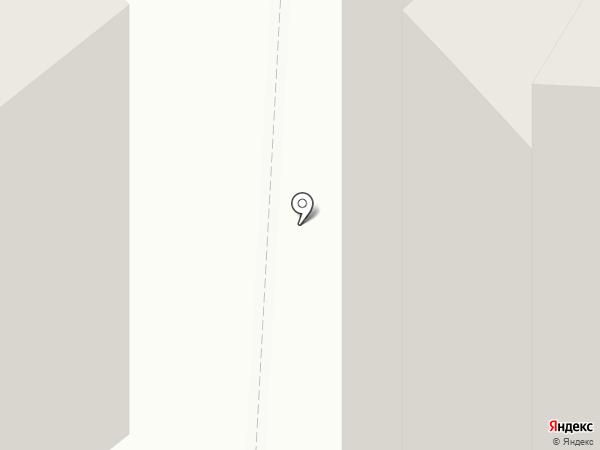 Водомат на карте Липецка