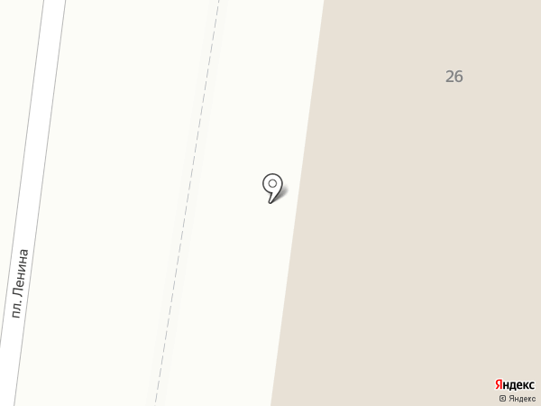Отделение ГИБДД, ОМВД России по Рыбновскому району на карте Рыбного