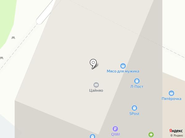 Магазин аксессуаров для мобильных телефонов на карте Липецка