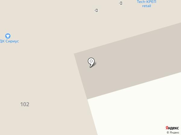 Инструмент профи на карте Липецка