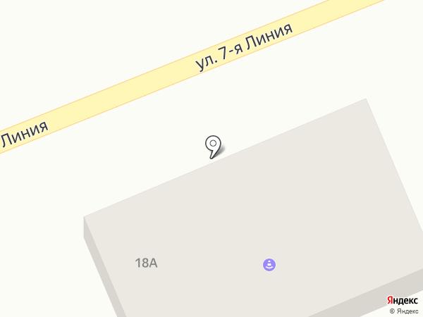 КБ Центр-инвест, ПАО на карте Чалтыря