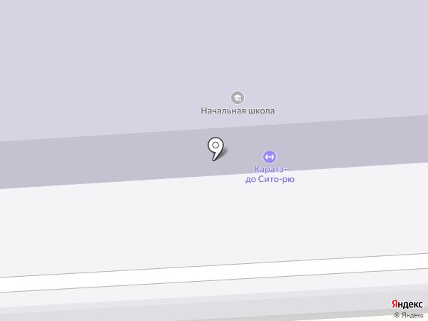Начальная общеобразовательная школа на карте Лениного