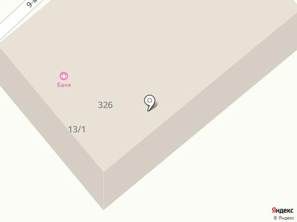 На Университетском на карте Липецка