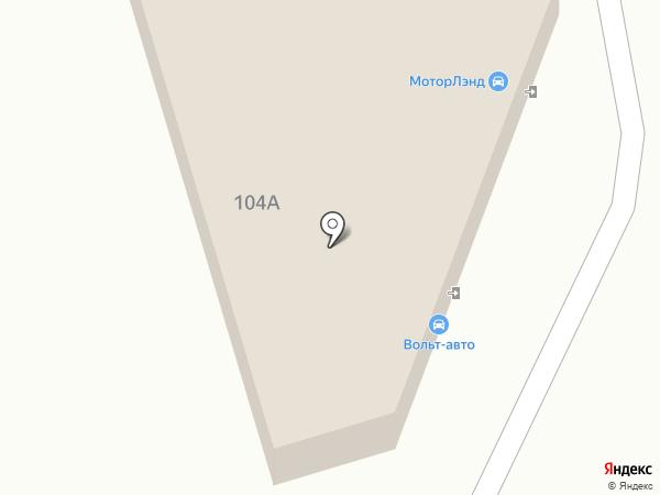Липецкшина на карте Липецка