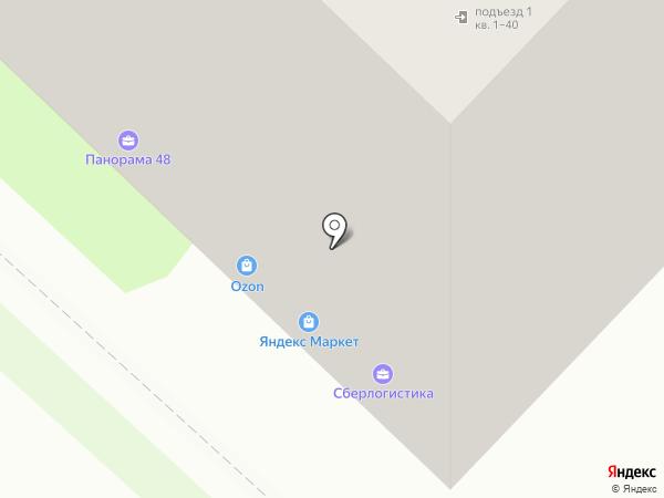 Пивовар на карте Липецка
