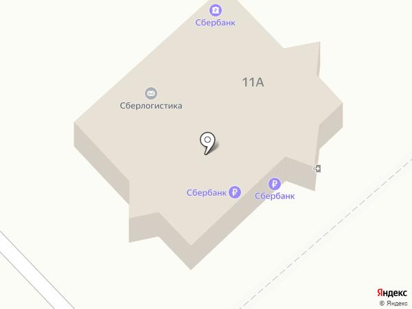 Банкомат, Сбербанк, ПАО на карте Рыбного