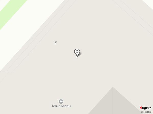 Мини на карте Липецка