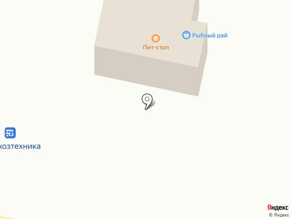 Багира на карте Чалтыря