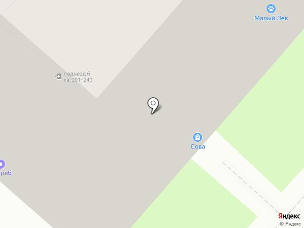 Эликсир на карте Липецка