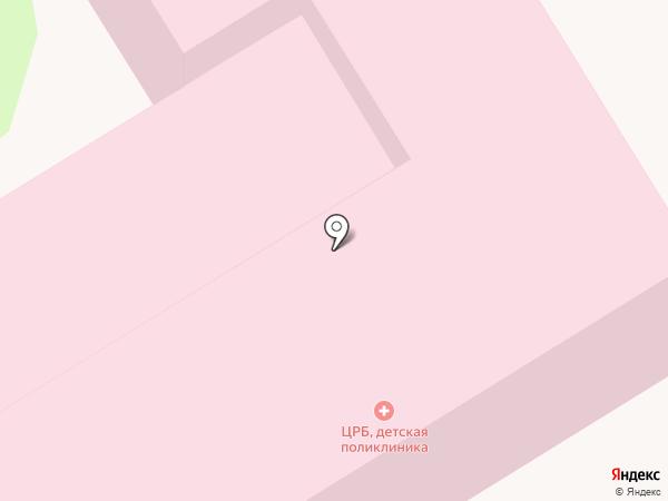 Панацея на карте Чалтыря