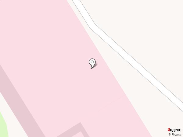 Центральная районная больница Мясниковского района на карте Чалтыря