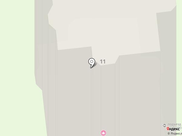 Ломбард Финансы на карте Липецка