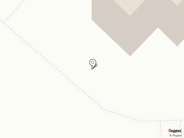 Церковь Рождества Пресвятой Богородицы на карте Лениного