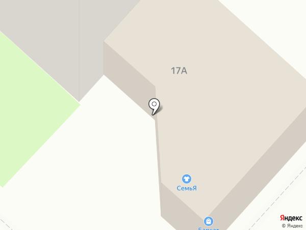 АВТОЛАГМАН на карте Липецка