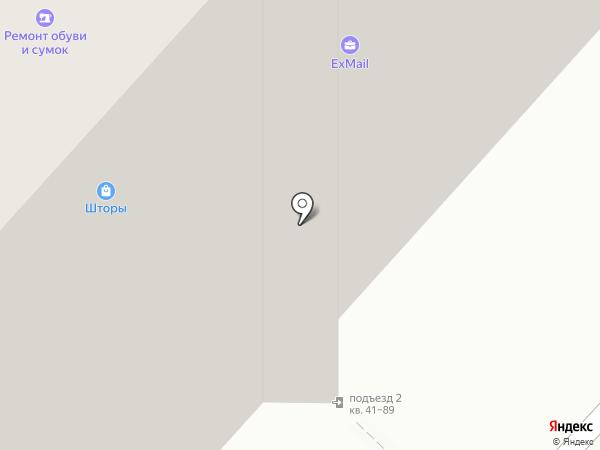 ОСА на карте Липецка