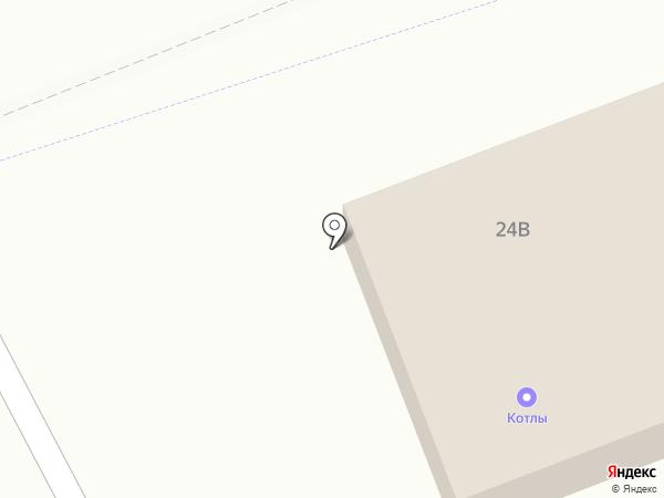 Бочка на карте Сырского