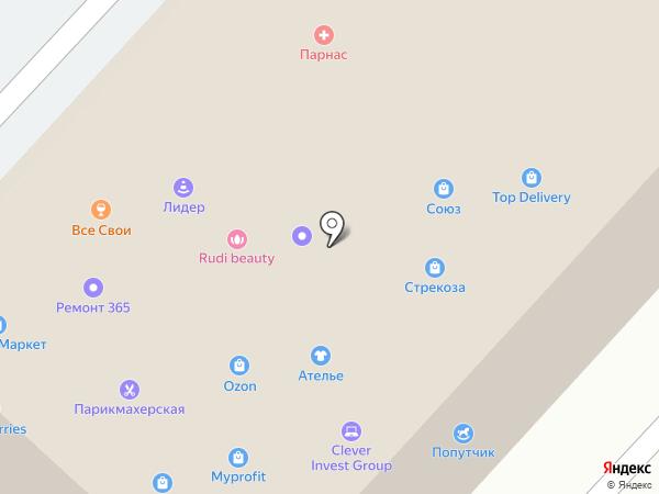 AngelOK Kids на карте Липецка