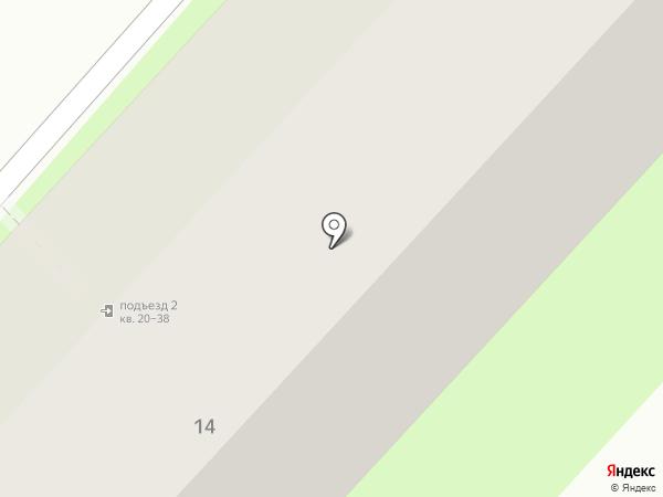 Sпринт-Л на карте Липецка