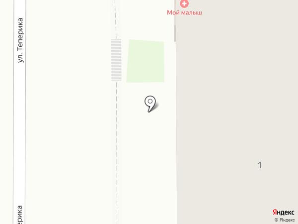 WIFIRE на карте Липецка