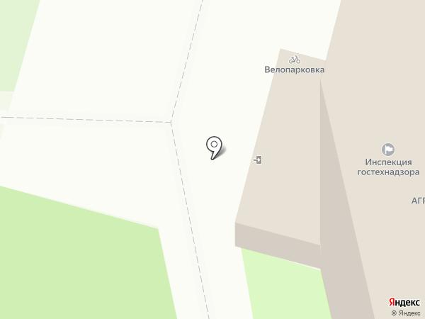 Липецкий областной союз сельскохозяйственных кооперативов на карте Липецка