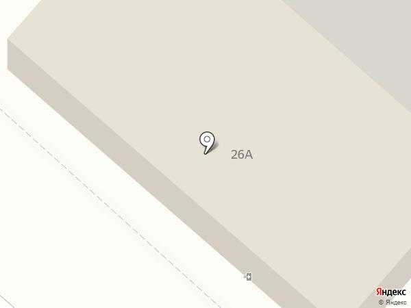 Эталон на карте Липецка