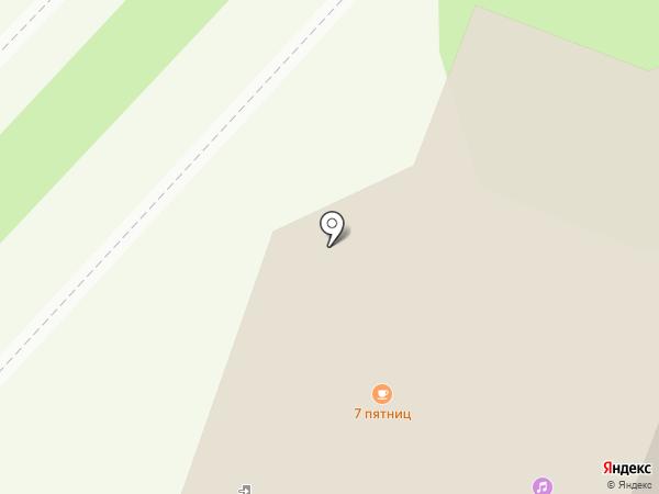 Ха-хатундия на карте Липецка