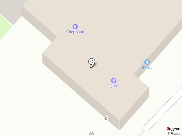 Банкомат, Сбербанк, ПАО на карте Липецка