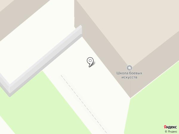 Юный спасатель на карте Липецка