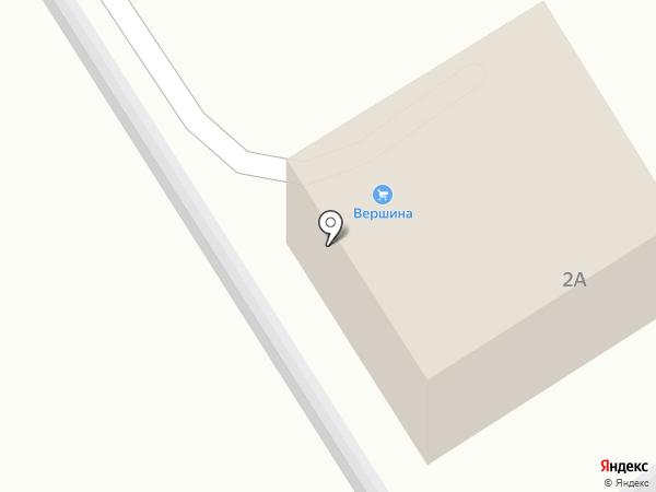 Автоателье на карте Сырского