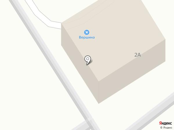 АкваСтрой на карте Сырского