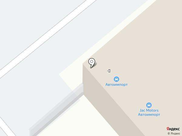 Автосалон по продаже автомобилей с пробегом на карте Липецка