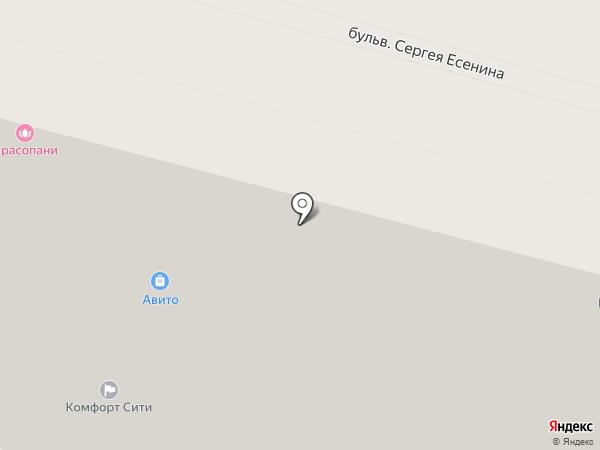 ТеплоЭнергоСервис на карте Липецка