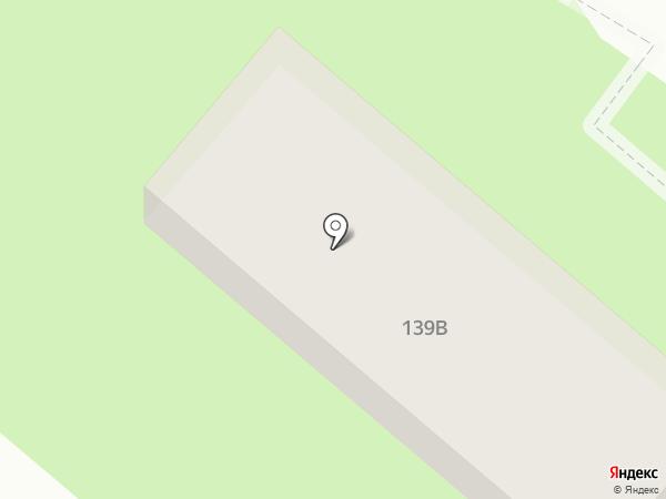 Почтовое отделение на карте Сырского