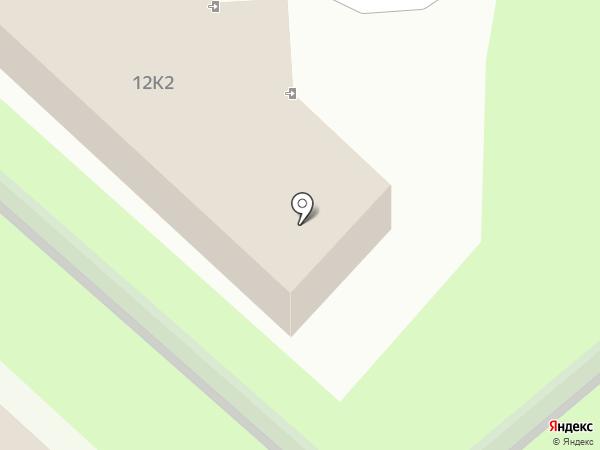 Шаурма №1 на карте Липецка