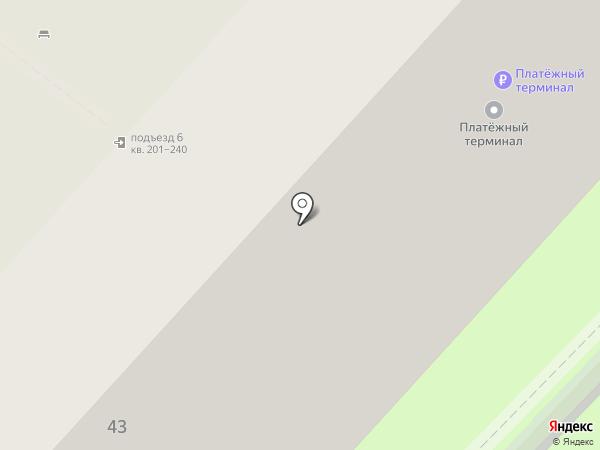Доставка48 на карте Липецка