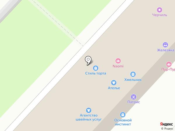 MiMi на карте Липецка