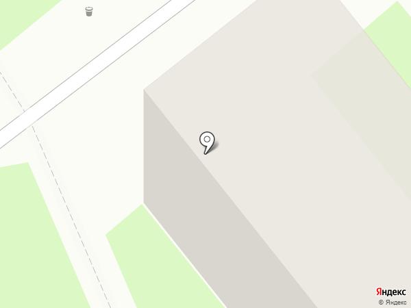 Пит стоп на карте Липецка