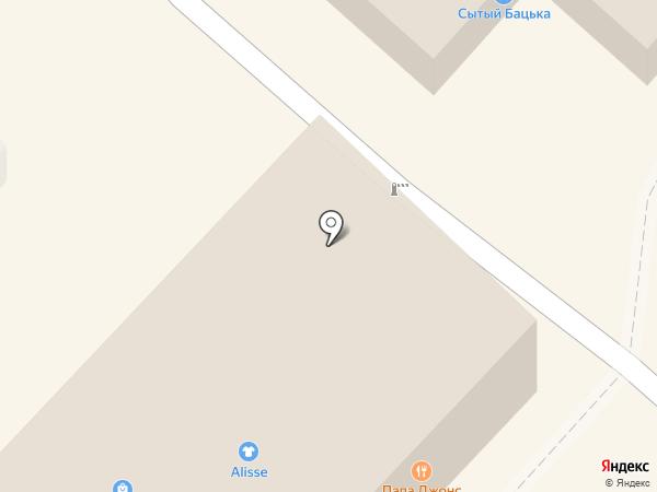 Закусочная на карте Липецка