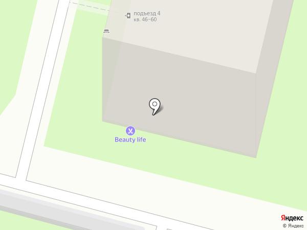 Вита Бриз на карте Липецка