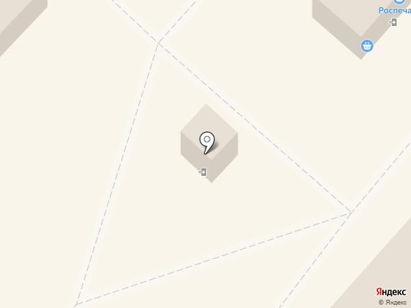 Липецк-Лото на карте Липецка