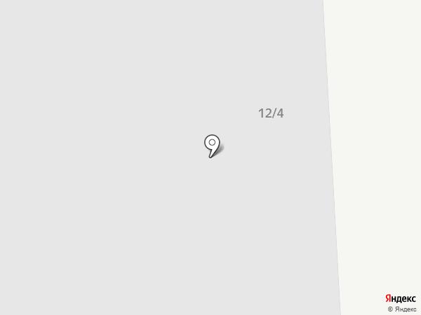 Липсталь на карте Липецка