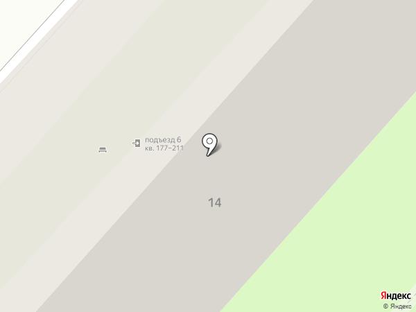 Сервис-центр на Смородина на карте Липецка