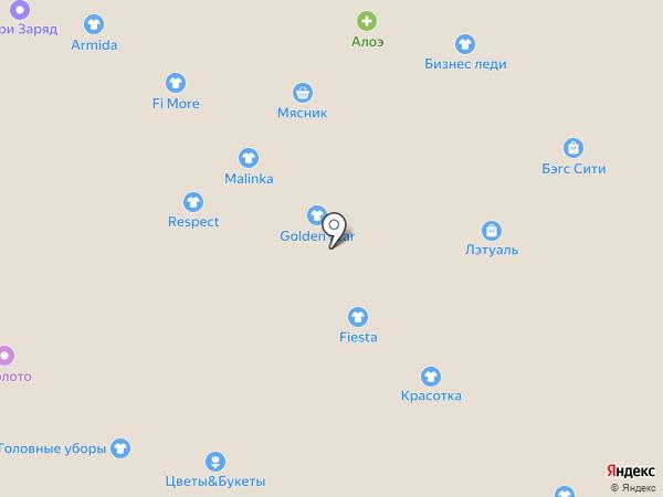 Medmoda на карте Липецка
